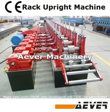 comprehensive use heavy duty storage rack roll forming machine