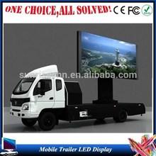 Ali express mobile led billboard ,truck trailer led screen, LED truck ,LED trailer