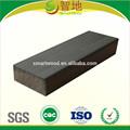 Reciclagem de plástico poliestireno painéis de madeira/slats wpc/ps perfil plástico de madeira