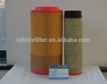 C24820 and CF1440 filter air,snow fiber filter paper,carpet inner filter