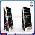TSD-C333 7 layer mac cosmetic make up cardboard display stand/makeup mac cosmetic display stand/makeup cardboard display stand