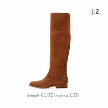 OB42 knee high canadian women leather winter boots