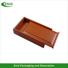 Original Manufacturer Wood Box