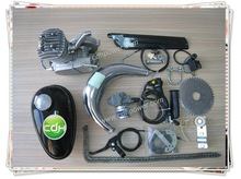gas motorized bicycle,80cc bicycle engine kit,Gas bike engine with 3 colors