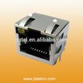 8p8c 1x1 conector rj45 con led