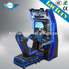 3d video car racing game machine/racing power steering games/simulator game car racing