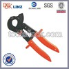 (USA Quality) 325mm2 manual wire cutting plier ratchet cable cutter