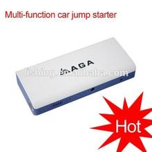 AGA lipo emergency portable power bank multifunction mini car jump starter supply OEM