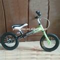 Neues design laufrad, kinder gleichgewicht fahrrad ohne pedal