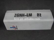 Furnace door refractory brick for coke oven