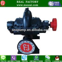 NSWO 100-310 Manufacturer Split case electric motor water pump for liquid medium (2900RPM)