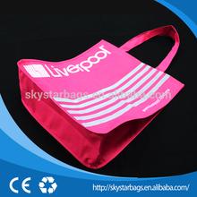 2015 high quality GuangZhou shopping bag for shopping