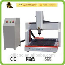 mini scrap metal milling machine used engraving cnc router hot sale