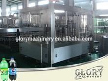 3000BPH drinking aerated water machine
