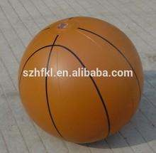 Inflatable Basketball Theme Beach Balls for kids