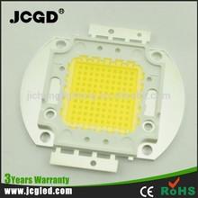 JCGD CE,RoHS 3000k 4500k 6500k 100w led chip diodes