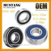 Wheel Bearing for Honda Fit, CG125, CG150 Motorcycle Rear Hub Wheels, Chrome Steel Bearing