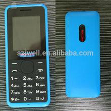 Worth having!The dual sim slim mobile phone made in uk mobile phone with Earphone