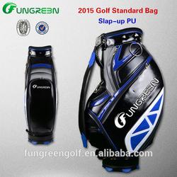 Custom Leather Golf Bag From Golf Bag Factory