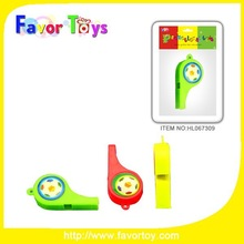 the newest promotional whistle toys for kids
