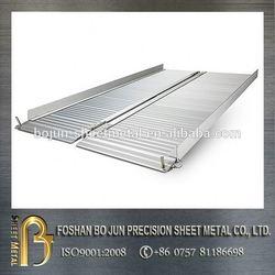 custom metal plate processing oem forming aluminum foil laminated pe woven fabric