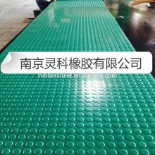 round stud anti slipped rubber matting