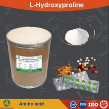 High Quality L-Hydroxyproline Powder With CAS Number 51-35-4 (USP) Direct Sale from L-Hydroxyproline manufactuer