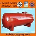 De aço inoxidável tanque de armazenamento de água