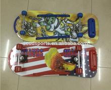 30'' New Longboard Wooden Skateboard with Brake
