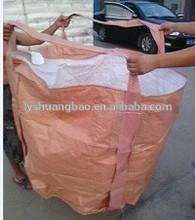 Pp Jumbo Bag/pp Big Bag/ton Bag (for Sand,Building Material,Chemical,Fertilizer,Flour,Sugar Etc), China