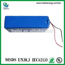 battery manufacturer 36v/16ah lithium battery pack