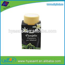 Factory price lemon solid gel air freshener