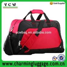 Fashion nylon outdoor casual fancy travel duffel bag