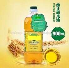 Cold Pressed Rice Bran Oil, Non-GMO