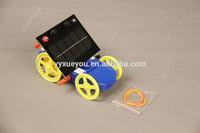 Solar Racer Kit /physics laboratory instruments/science toys