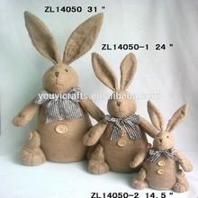 2015 Rabbits Easter Decoration