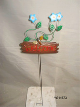 Garden stick home decor paintings with superior quality