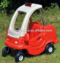 plastic children ride car type