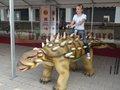 aventura parque de diversão controleremoto andar brinquedo do dinossauro