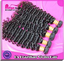 Velvet remi human hair,bresilienne human hair weaving,smooth & clean virgin brazillian kinky curly cheap remy human hair weaving