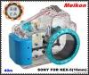 Beach Necessary : waterproof camera case for sonyNEX-5(long 18-55mm)