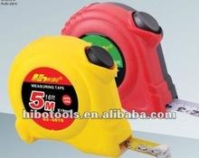 Auto-lock oil gauging tape measure