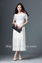 summer dress,fashion dress,casual,lace,long dress