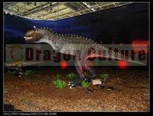 Exhibition Equipment indoor jungle Dinosaur Attraction