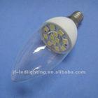 4.5w led candle light e14