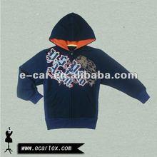 2012 Kids long thick winter hoodies