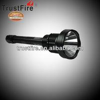 trustfire flashlight X7 Luminus SST-50 led 1300 LM high power aluminum tactical led flashlight (3*18650)