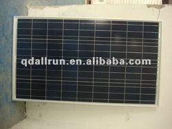 powerful 100w 12v solar module