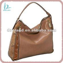 High quality real leather handbag