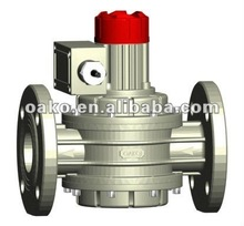 AF05B-DN65B 24V Emergency automatic solenoid valve for gas